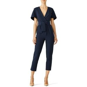 The Fifth Label Manhattan Jumpsuit M Surplice